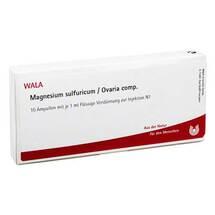 Produktbild Magnesium sulfuricum / Ovaria comp. Ampullen