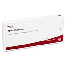 Ovaria / Argentum Ampullen