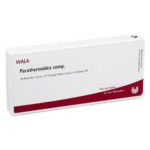 Produktbild Parathyreoidea comp. Ampullen