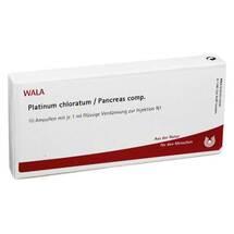 Platinum chloratum / Pankreas comp. Ampullen