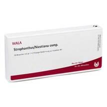 Strophanthus / Nicotian comp. Ampullen