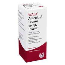 Produktbild Aesculus Prunus comp. Essenz