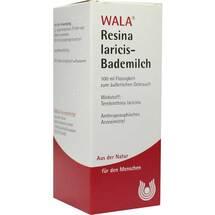 Produktbild Resina laricis Bademilch