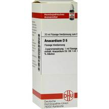 Produktbild Anacardium D 6 Dilution