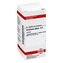 Produktbild Arsenicum album D 6 Tabletten