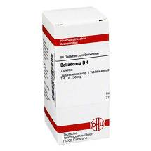 Produktbild Belladonna D 4 Tabletten