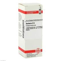 Produktbild Berberis D 6 Dilution
