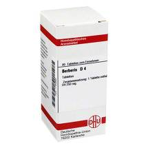 Berberis D 4 Tabletten