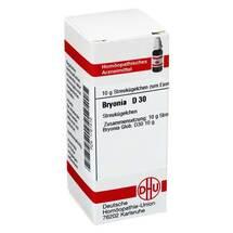 Produktbild Bryonia D 30 Globuli