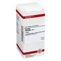 Produktbild Calcium fluoratum D 4 Tabletten