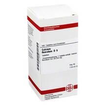 Calcium fluoratum D 6 Tabletten