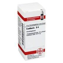 Cantharis D 4 Globuli