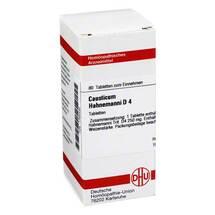 Produktbild Causticum Hahnemanni D 4 Tabletten