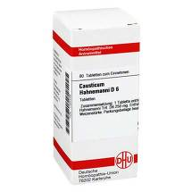 Produktbild causticum Hahnemanni D 6 Tabletten