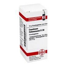 Produktbild Causticum Hahnemanni D 30 Gl