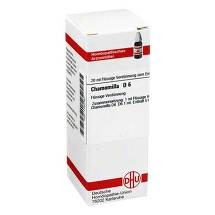 Chamomilla D 6 Dilution