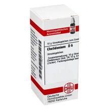 Chelidonium D 6 Globuli