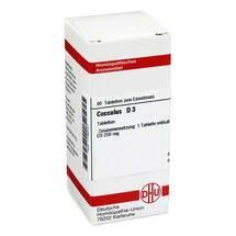 Produktbild Cocculus D 3 Tabletten