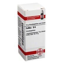 Produktbild Coffea D 6 Globuli