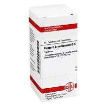 Produktbild Cuprum arsenicosum D 6 Tabletten
