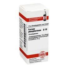 Produktbild Ferrum phosphoricum D 10 Globuli