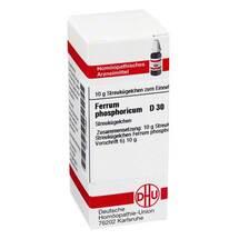 Produktbild Ferrum phosphoricum D 30 Globuli