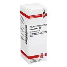 Produktbild Gelsemium D 6 Dilution