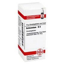 Produktbild Gelsemium D 3 Globuli