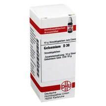 Produktbild Gelsemium D 30 Globuli