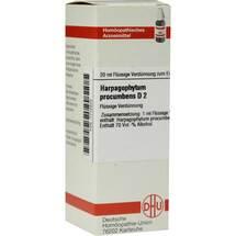 Produktbild Harpagophytum procumbens D 2 Dilution