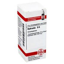 Produktbild Hydrastis D 6 Globuli