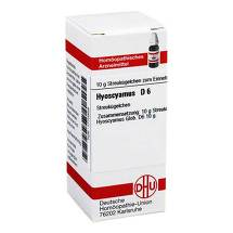 Produktbild Hyoscyamus D 6 Globuli