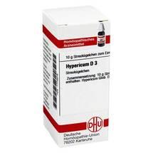 Produktbild Hypericum D 3 Globuli