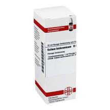 Produktbild Kalium bichromicum D 4 Dilution
