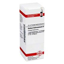 Produktbild Kalium bichromicum D 12 Dilution