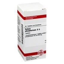Produktbild Kalium phosphoricum D 6 Tabletten