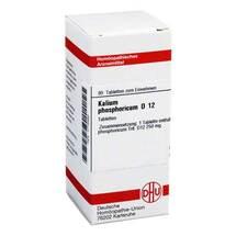 Produktbild Kalium phosphoricum D 12 Tabletten