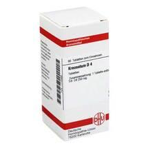 Produktbild Kreosotum D 4 Tabletten