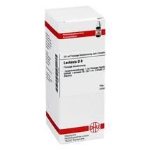 Produktbild Lachesis D 8 Dilution
