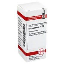 Produktbild Lycopodium C 30 Globuli