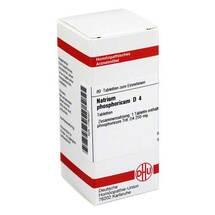 Produktbild Natrium phosphoricum D 4 Tabletten