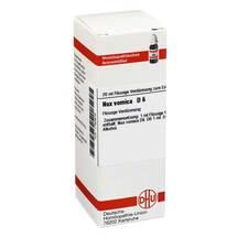 Produktbild Nux vomica D 6 Dilution