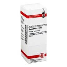 Produktbild Nux vomica D 12 Dilution