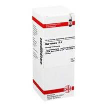 Produktbild Nux vomica D 4 Dilution