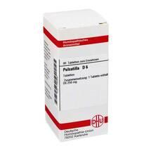 Produktbild Pulsatilla D 6 Tabletten
