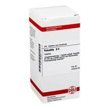 Produktbild Pulsatilla D 4 Tabletten