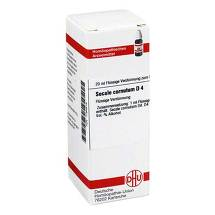 Secale cornutum D 4 Dilution