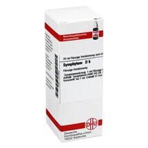 Produktbild Symphytum D 6 Dilution