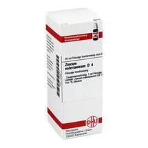 Produktbild Zincum valerianicum D 4 Dilution