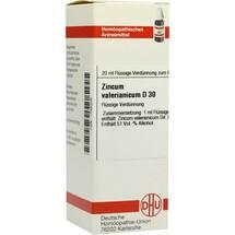 Produktbild Zincum valerianicum D 30 Dilution